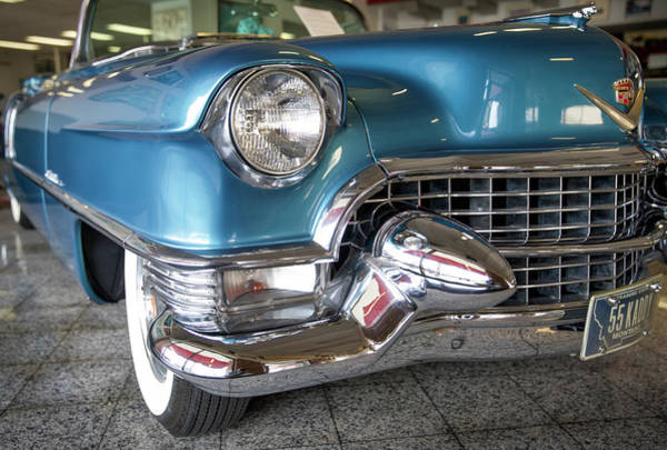 Photograph - 1955 Cadillac Series 62 by Gene Parks