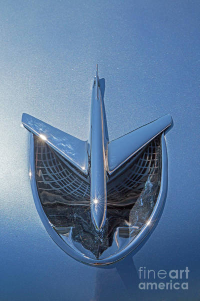 Photograph - 1956 Buick Hood Ornament by Kevin McCarthy