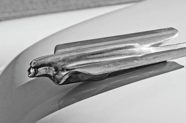 Photograph - 1956 Cadillac Hood Ornament 2 by Jill Reger