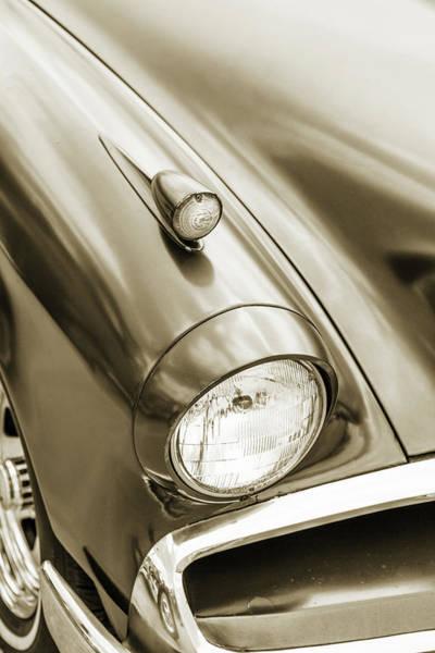 Photograph - 1956 Studebaker Power Hawk 5543.59 by M K Miller