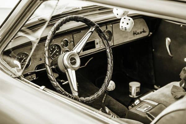 Photograph - 1956 Studebaker Power Hawk 5543.63 by M K Miller