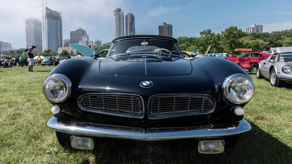 Photograph - 1957 Bmw 507 Roadster by Randy Scherkenbach