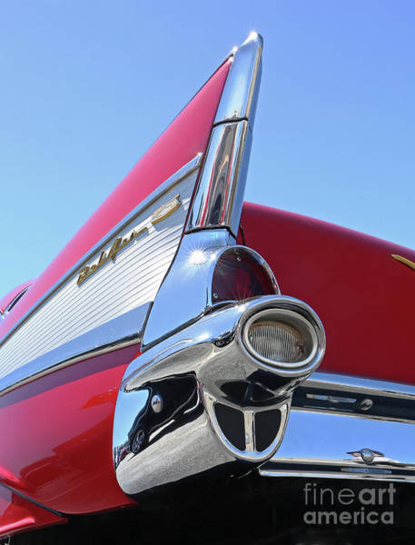 Photograph - 1957 Chevy Bel Air by Kevin McCarthy