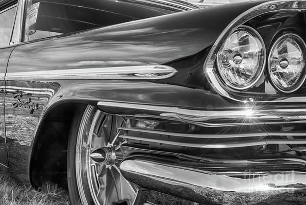 Harley Quinn Wall Art - Photograph - 1957 Chrysler Saratoga by Paul Quinn