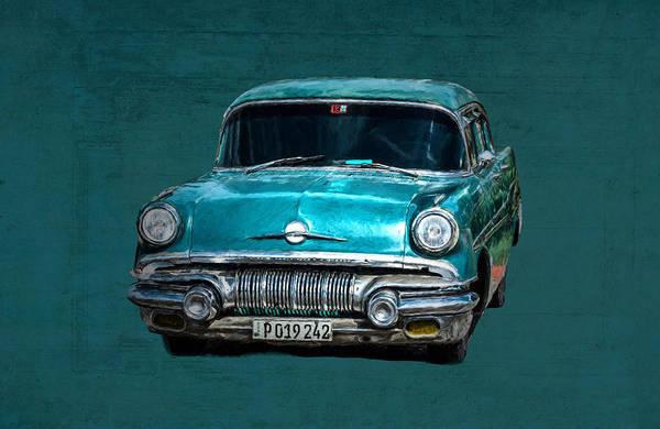 Photograph - 1957 Pontiac Bonneville by Lou Novick