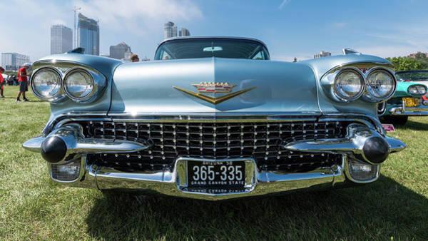 Photograph - 1958 Cadillac Eldorado Seville by Randy Scherkenbach