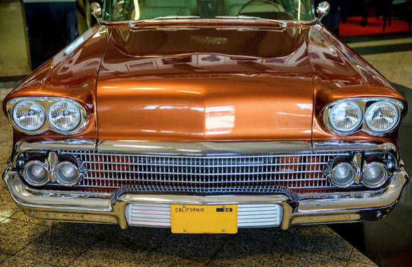 Photograph - 1958 Chevy Impala by Gene Parks