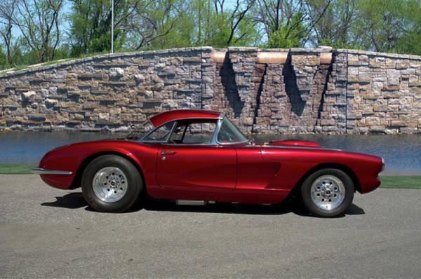 Photograph - 1958 Corvette by Tim McCullough