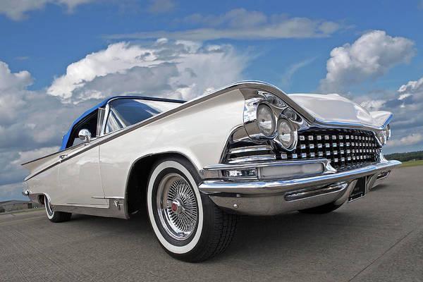 Photograph - 1959 Buick Convertible  by Gill Billington
