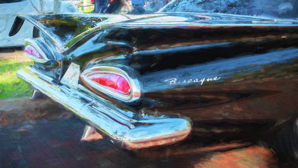 Wall Art - Photograph - 1959 Chevrolet Biscayne   by Rich Franco