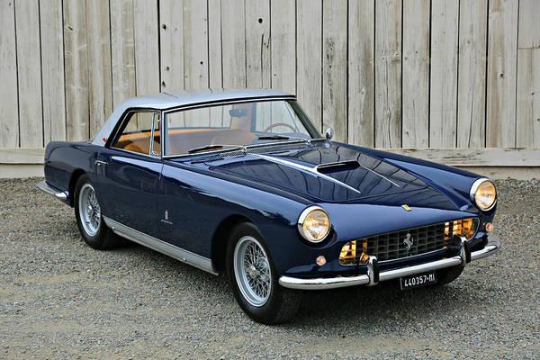 Photograph - 1959 Ferrari 250 Gt P F by Steve Natale