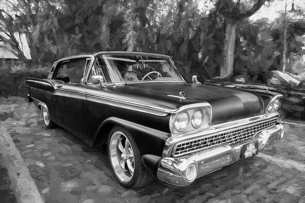 Wall Art - Photograph - 1959 Ford Galaxy C114 by Rich Franco