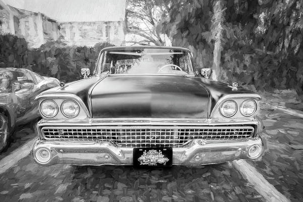Wall Art - Photograph - 1959 Ford Galaxy C116 by Rich Franco