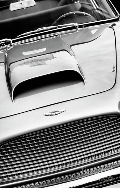 Photograph - 1960 Aston Martin Db4 Series 1  by Tim Gainey