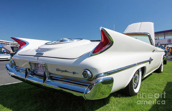 Photograph - 1960 Chrysler 300 Automobile by Kevin McCarthy