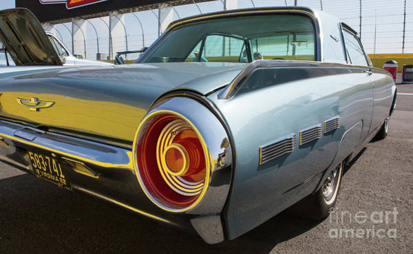Photograph - 1962 Ford Thunderbird by Kevin McCarthy