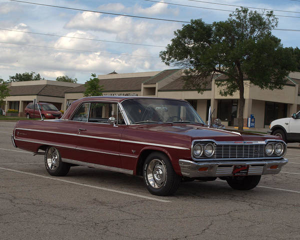 Photograph - 1964 Chevrolet by Tim McCullough