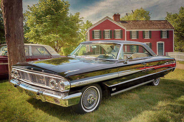 Photograph - 1964 Ford Galaxie 500 Xl by Susan Rissi Tregoning