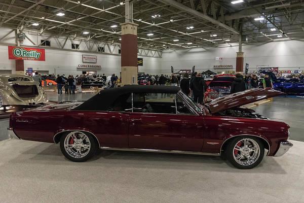 Photograph - 1964 Pontiac Gto by Randy Scherkenbach