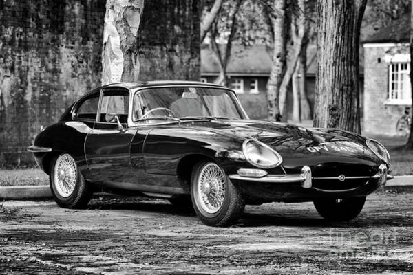 Photograph - 1965 Jaguar E Type by Tim Gainey