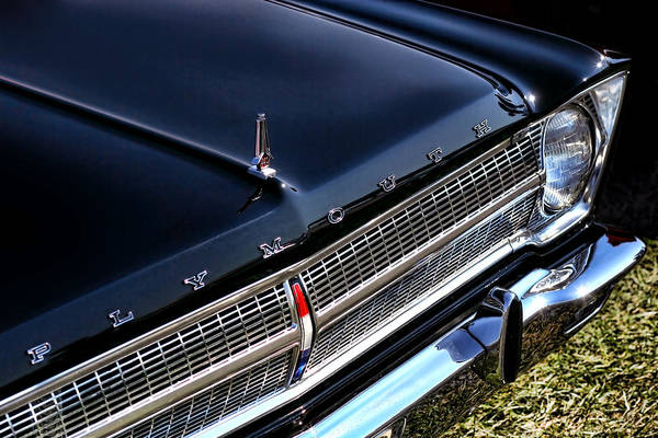 426 Photograph - 1965 Plymouth Satellite 440 by Gordon Dean II