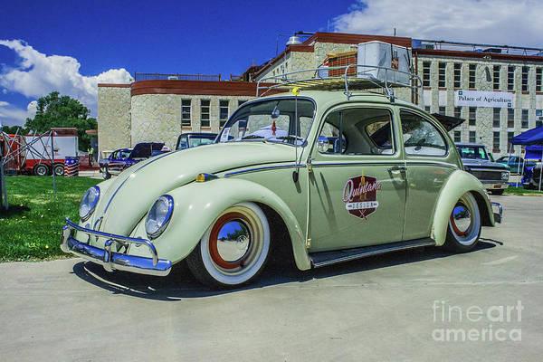 Photograph - 1965 Volkswagen Bug by Tony Baca