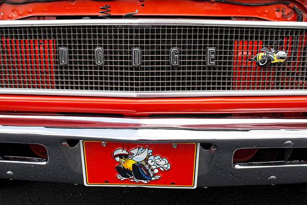 Photograph - 1968 Dodge Coronet Super Bee by Kristia Adams