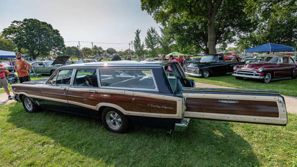 Photograph - 1969 Ford Ltd Country Squire by Randy Scherkenbach