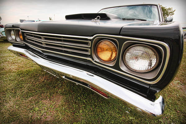 426 Photograph - 1969 Plymouth Road Runner 440-6 by Gordon Dean II