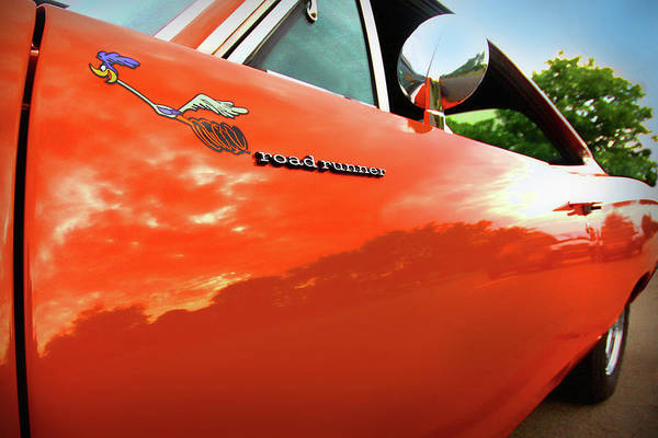 426 Photograph - 1969 Plymouth Road Runner 440 Roadrunner by Gordon Dean II