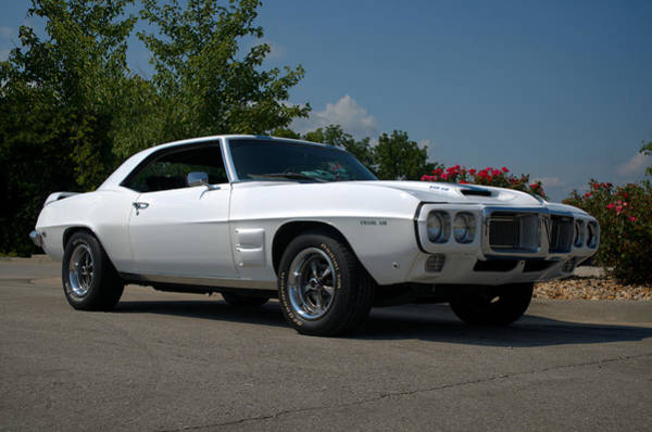 Photograph - 1969 Pontiac Trans Am by Tim McCullough