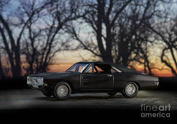 Photograph - 1969 Roadrunner by Art Whitton