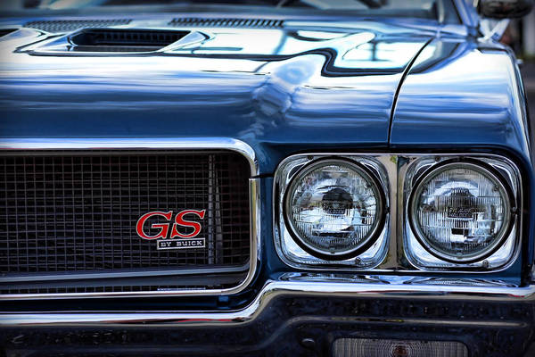 455 Photograph - 1970 Buick Gs 455 by Gordon Dean II