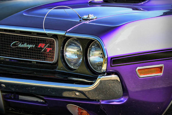 426 Photograph - 1970 Dodge Challenger Rt 440 Magnum by Gordon Dean II