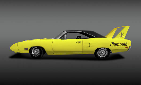Plymouth Superbird Photograph - 1970 Plymouth Road Runner Superbird 440  -  1970plymouthrrsuperbirdfa173546 by Frank J Benz