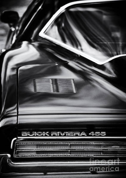 455 Photograph - 1971 Buick Riviera 455 by Tim Gainey
