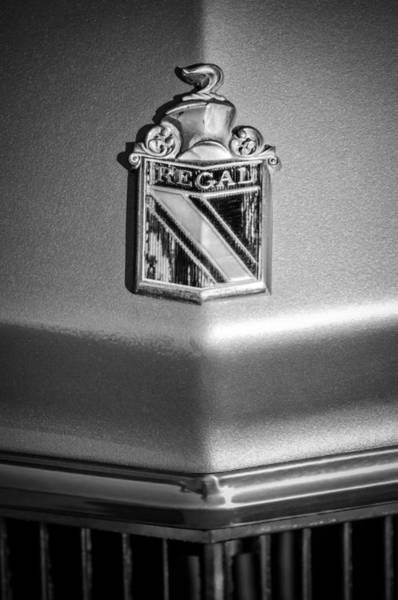 Photograph - 1973 Buick Regal Hood Ornament 2 by Jill Reger