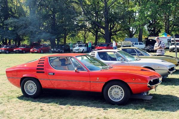 Alfa Romeo Photograph - 1974 Alfa Romeo Montreal by Anthony Croke