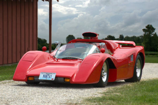 Photograph - 1974 Manta Mirage With Buick 215 Cubic Inch V8 by Tim McCullough