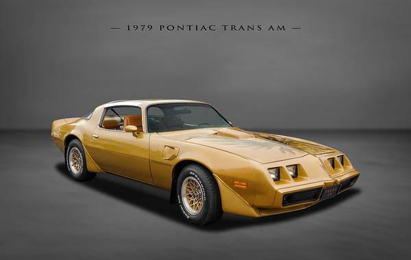 Street Rods Photograph - 1979 Pontiac Firebird Trans Am by Frank J Benz