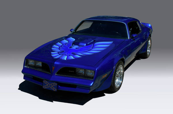 Photograph - 1979 Pontiac Trans Am by Tim McCullough