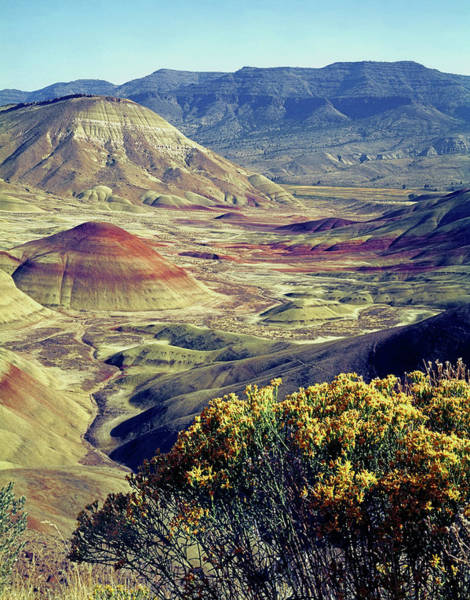 Photograph - 1a5710 V Painted Hill Unit John Day Fossil Beds by Ed Cooper Photography