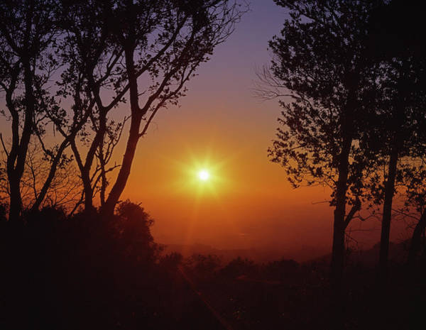 Photograph - 1b6348-a1 Sunrise Over Sonoma by Ed Cooper Photography