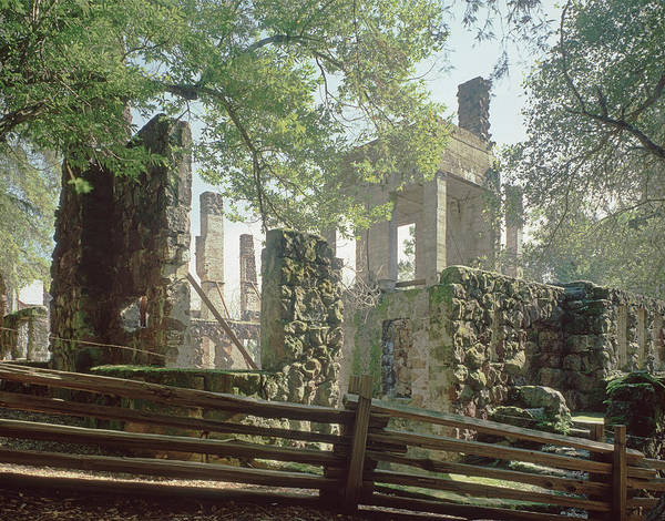 Photograph - 1b6369 Jack London Wolf House Ruins by Ed Cooper Photography