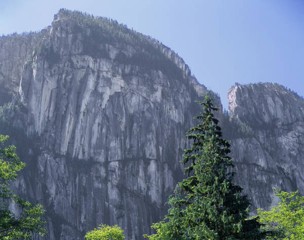 Photograph - 1m2933 Zodiac Wall Stawamus Chief by Ed Cooper Photography