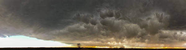 Photograph - 1st Nebraska Storm Cells Of 2016 013 by NebraskaSC