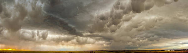 Photograph - 1st Nebraska Storm Cells Of 2016 017 by NebraskaSC