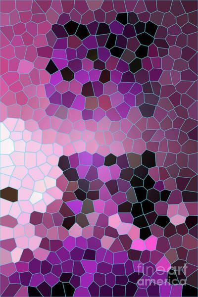 Digital Art - 2-15-2016labcdef by Walter Paul Bebirian
