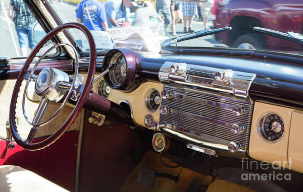 Photograph - 1952 Buick Super Riviera by Kevin McCarthy