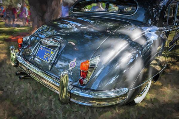 Photograph - 1961 Jaguar Mark Ix Saloon  by Rich Franco